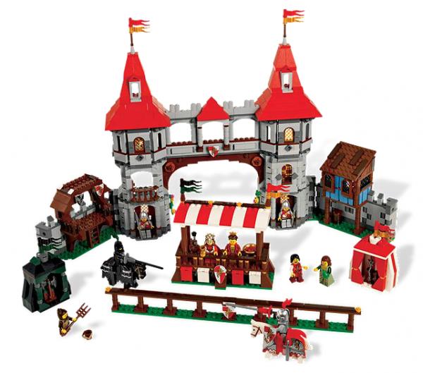 LEGO® 10223 Kingdoms Ritterturnier