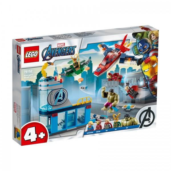 LEGO® Marvel Super Heroes™ 76152 Avengers - Lokis Rache