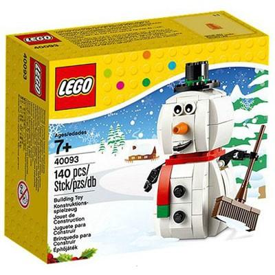 LEGO® 40093 Schneemann