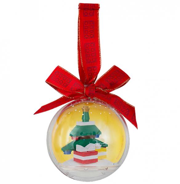 LEGO® 850851 Christbaumkugel mit Weihnachtsbaum