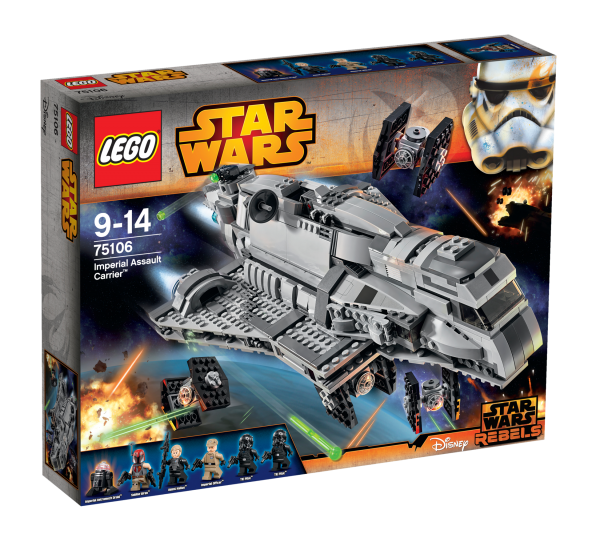LEGO® Starwars 75106 Imperial Assault Carrier