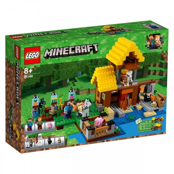 LEGO® Minecraft 21144 Farmhäuschen
