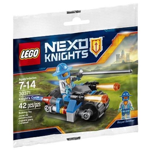 LEGO® Nexo Knights 30371 Ritter-Bike
