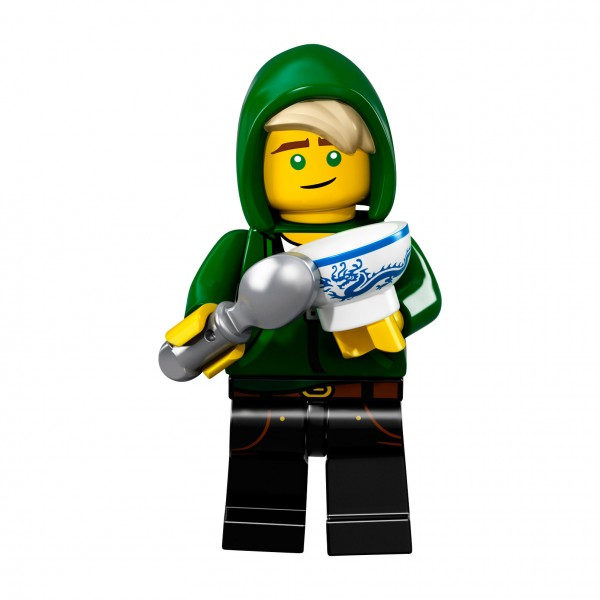 LEGO® 71019 NINJAGO Movie Minifigur - Lloyd Garmadon 71019-07