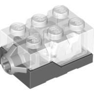 LEGO® 4667622 Lichtstein 2x3x1,33 gelb