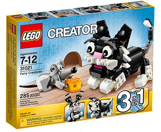 LEGO® Creator 31021 Katze und Maus