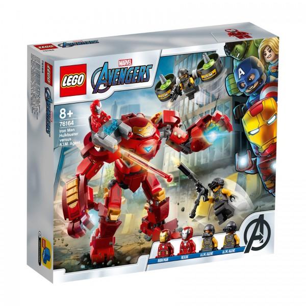 LEGO® Marvel Super Heroes™ 76164 Iron Man Hulkbuster vs. A.I.M.-Agent