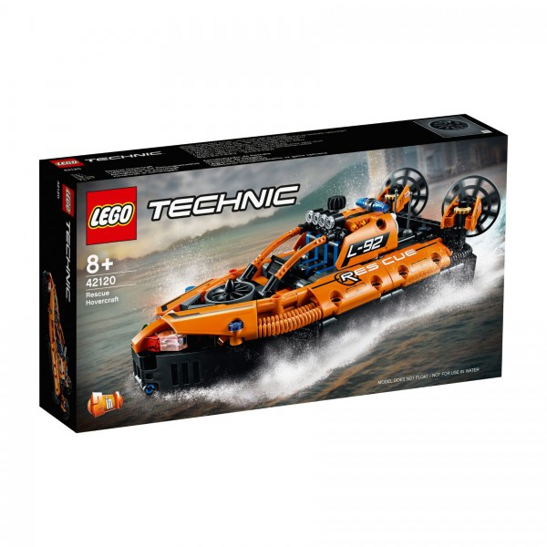 LEGO® Technic 42120 Luftkissenboot für Rettungseinsätze