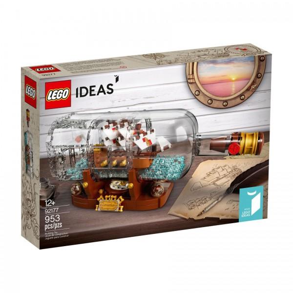LEGO® Ideas 92177 Schiff in der Flasche