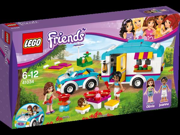 LEGO® Friends 41034 Wohnwagen-Ausflug
