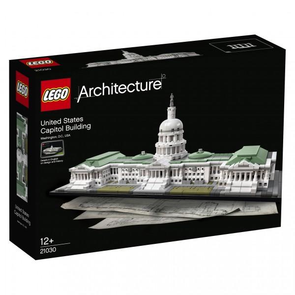 LEGO® Architecture 21030 Das Kapitol