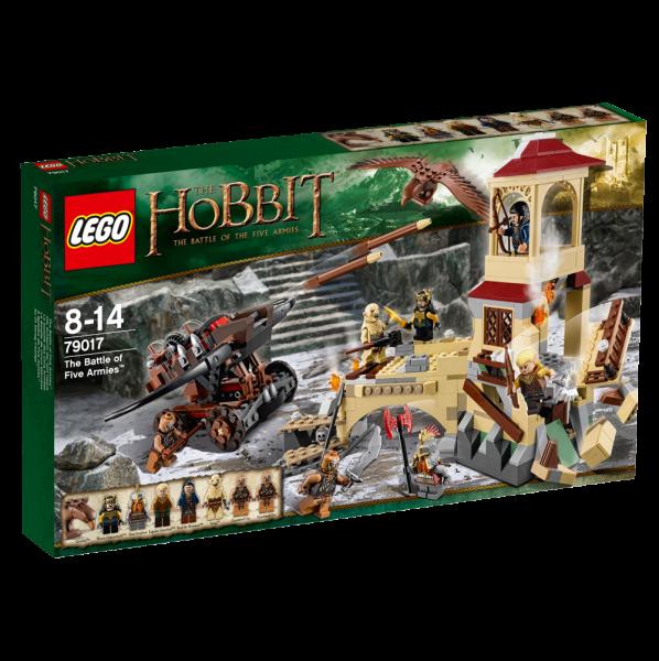 LEGO® Der Hobbit 79017 Die Schlacht der fünf Heere