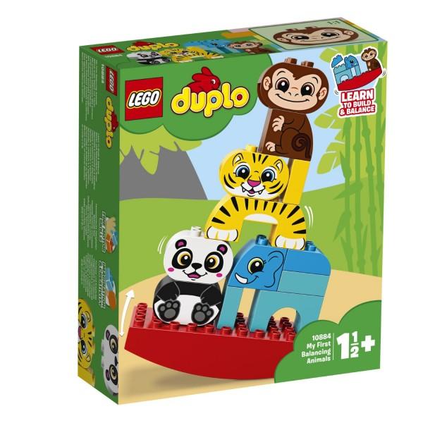 LEGO® DUPLO® 10884 Meine erste Wippe mit Tieren