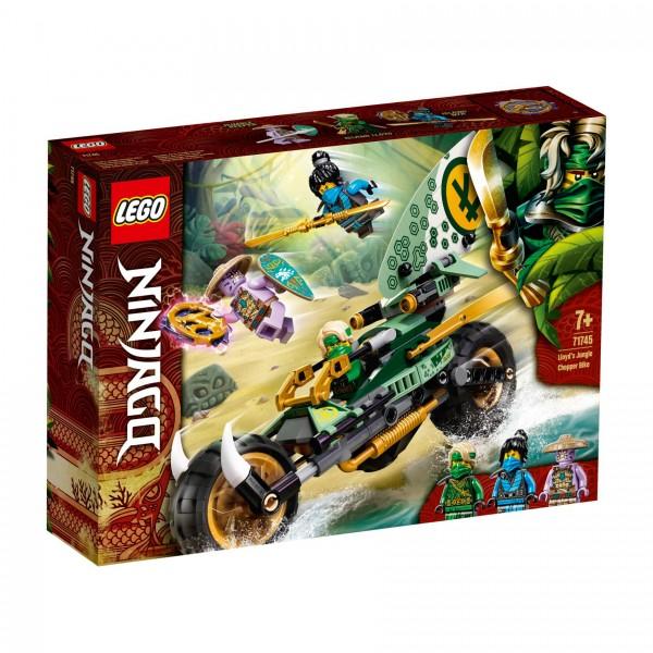 LEGO® NINJAGO® 71745 Lloyds Dschungel-Bike