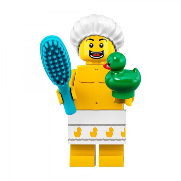 LEGO® Minifigur Serie 19 71025-02: Dusch-Kerl