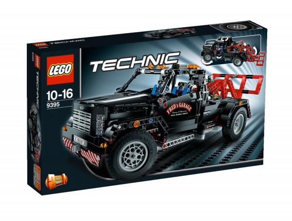 LEGO® Technic 9395 Pickup-Abschleppwagen