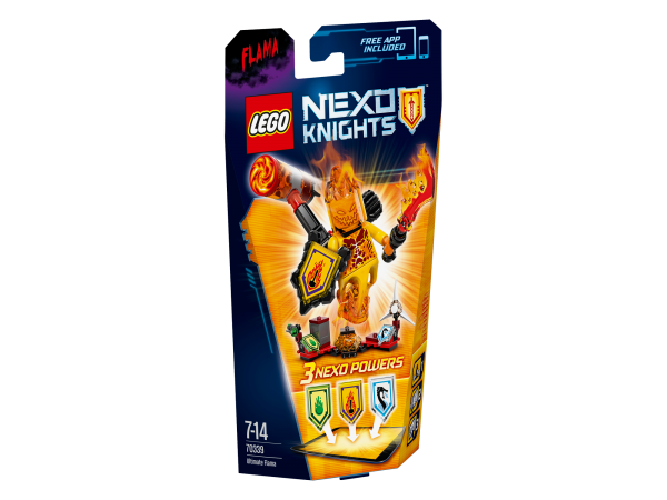 LEGO® Nexo Knights 70339 Ultimativer Flama