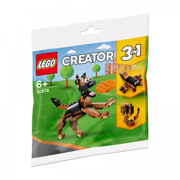 LEGO® Creator 30578 Deutscher Schäferhund