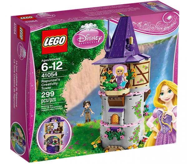 LEGO® Disney Princess 41054 Rapunzels Turm der Kreativität