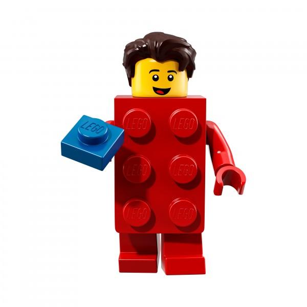 LEGO® 71021 Minifiguren Serie 18: Mann im Anzug aus LEGO® Steinen 71021-02