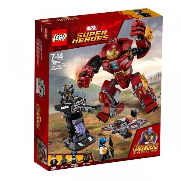 LEGO® Marvel Super Heroes 76104 Der Hulkbuster
