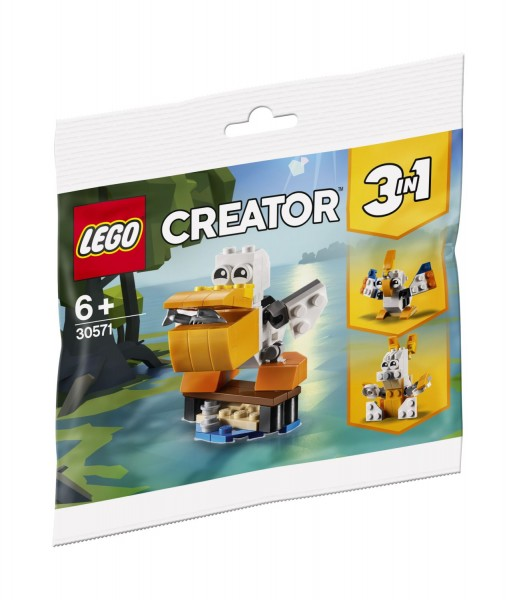 LEGO® Creator 30571 Pelikan