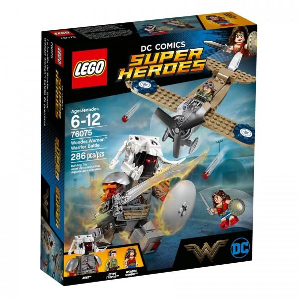 LEGO® DC Comics Super Heroes 76075 Wonder Woman im Action-Getümmel
