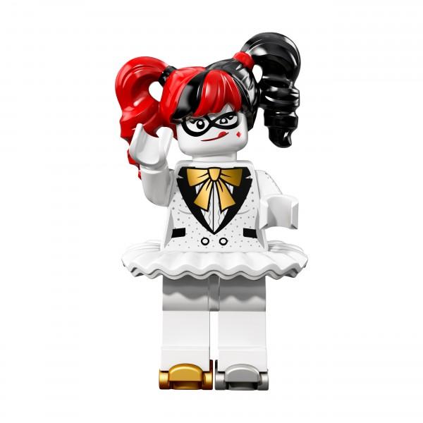 The LEGO® Batman Movie Minifigur Serie 2 - Disco Harley Quinn 71020-01