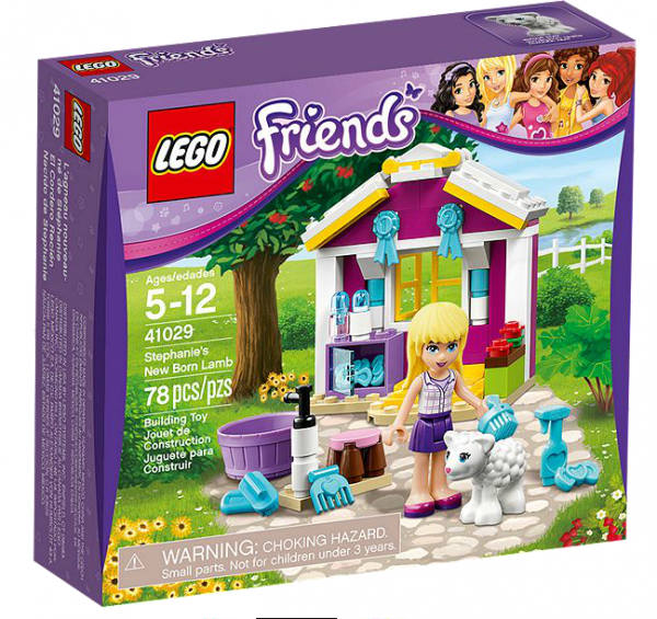 LEGO® Friends 41029 Stephanies kleines Lämmchen