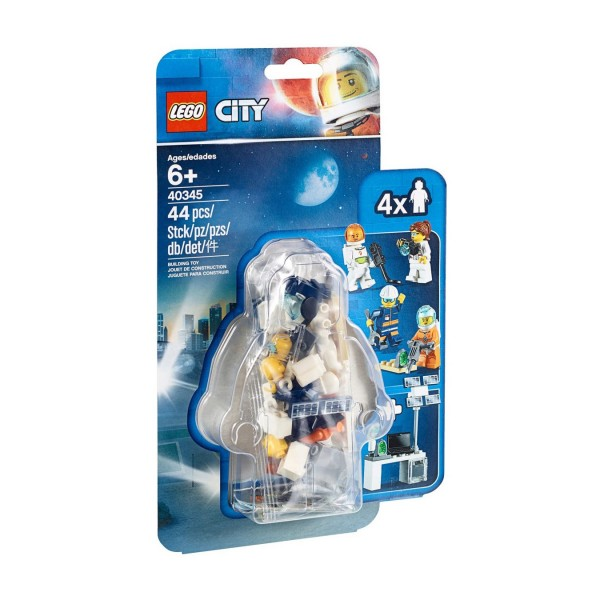 LEGO® CITY 40345 Minifiguren-Paket