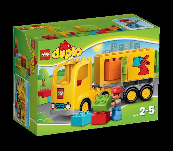 LEGO® DUPLO® 10601 Lastwagen mit Anhänger