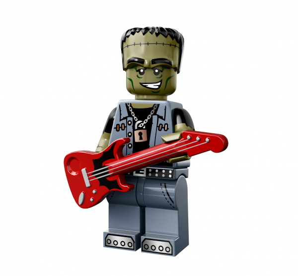 LEGO® Monster Minifigures Serie 14 - Monster-Rocker 71010-12