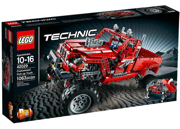 LEGO® Technic 42029 Pick-Up Truck