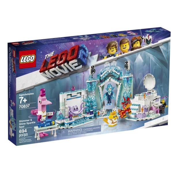 LEGO® Movie 2 - 70837 Schimmerndes Glitzer-Spa!