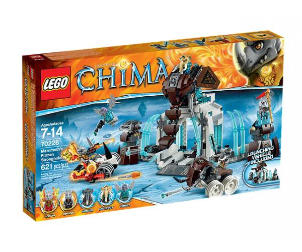LEGO® Chima 70226 Die Eisfestung der Mammuts