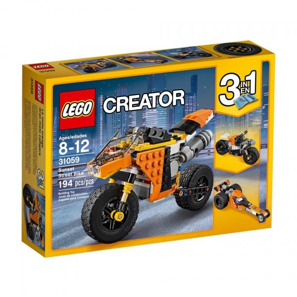 LEGO® Creator 31059 Straßenrennmaschine