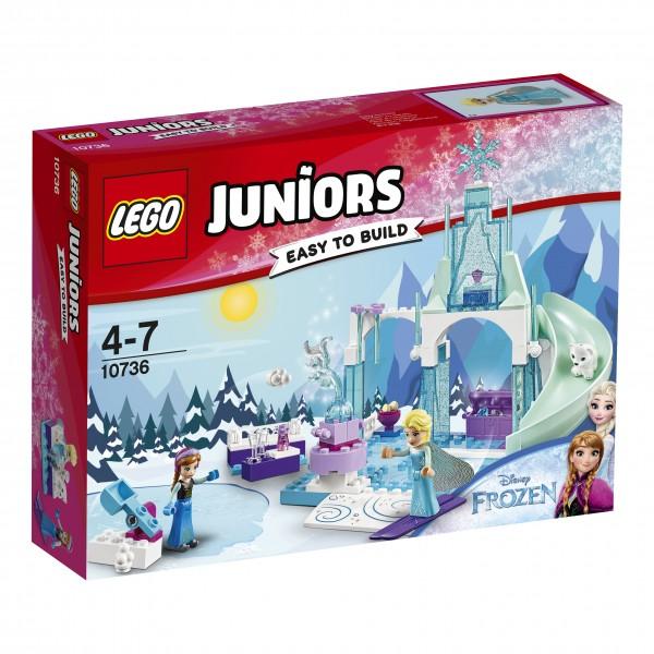 LEGO® Juniors 10736 Annas & Elsas Eisspielplatz