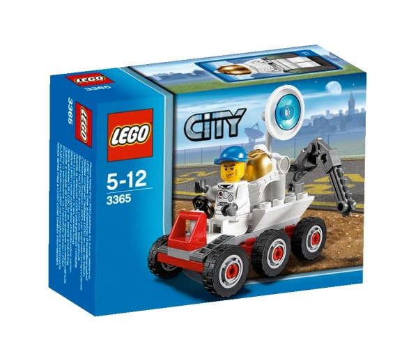 LEGO® CITY 3365 Mond-Buggy