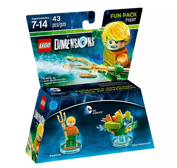 LEGO® Dimensions 71237 Fun Pack DC: Aquaman