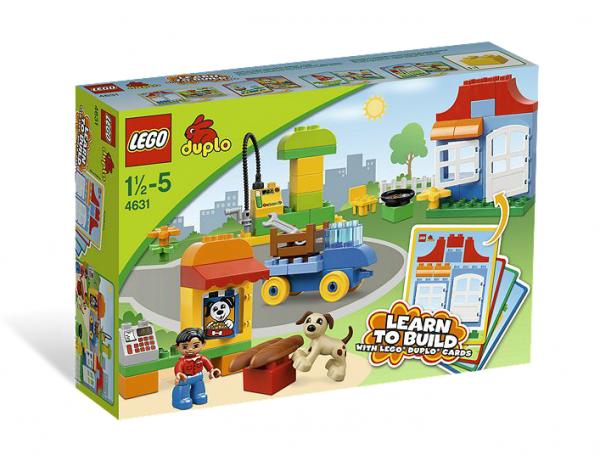 LEGO® DUPLO 4631 Bau-Lernspiel