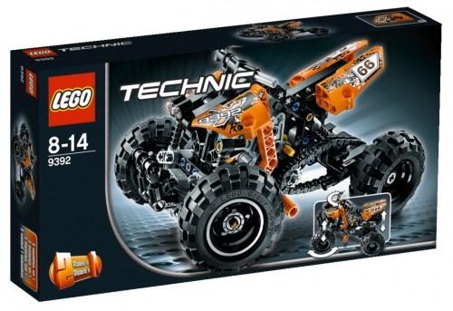 LEGO® Technic 9392 Quad