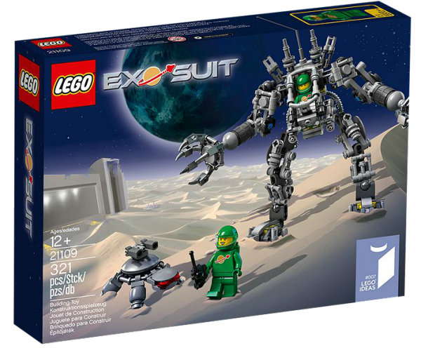 LEGO® Ideas 21109 Exo Suit