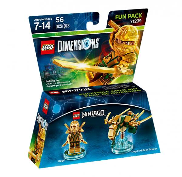 LEGO® Dimensions 71239 Fun Pack Ninjago: Lloyd