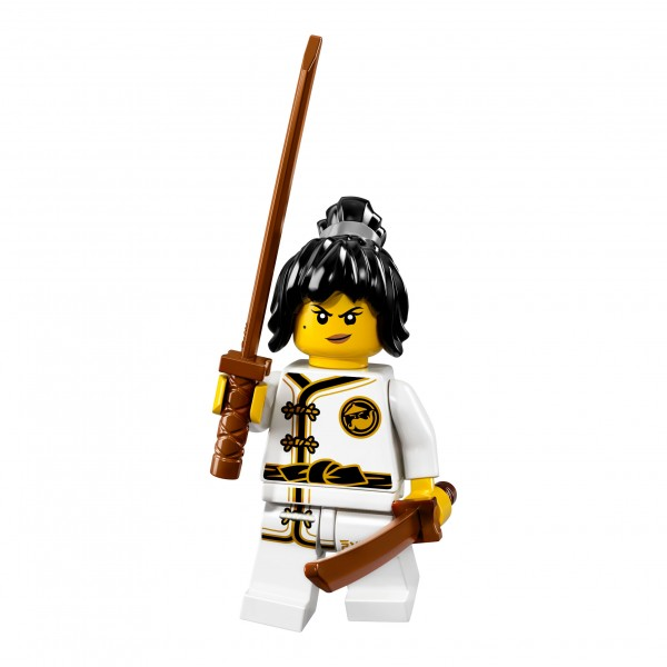 LEGO® 71019 NINJAGO Movie Minifigur - Nya 71019-02