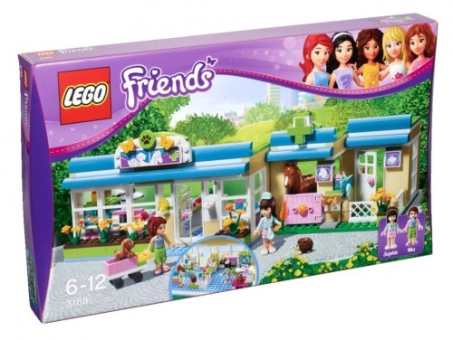 LEGO® Friends 3188 Tierklinik