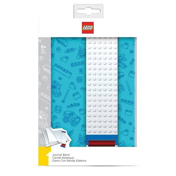 LEGO® 51523 Notizbuch blau