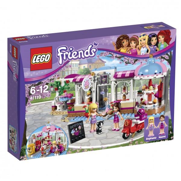 LEGO® Friends 41119 Heartlake Cupcake-Cafe