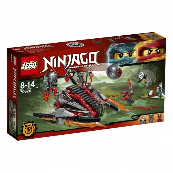 LEGO® Ninjago 70624 Vermillion Eindringling