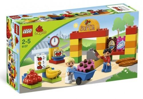 LEGO® DUPLO® 6137 Mein erster Supermarkt