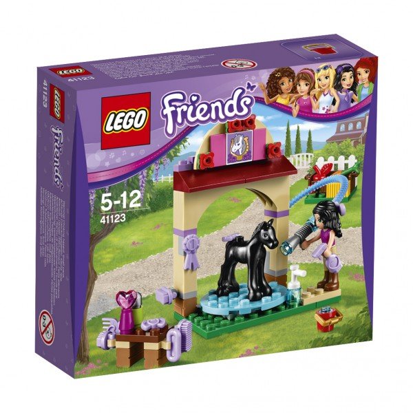 LEGO® Friends 41123 Waschhäuschen für Emmas Fohlen